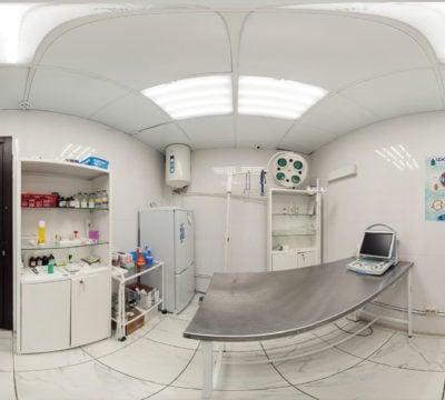 Наши ветеринарные клиники